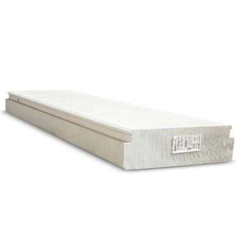 Газобетонные плиты перекрытия Aeroc 1 ПП 24х6х2,5-5Н