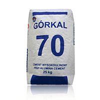 Глиноземистый цемент Gorkal 70