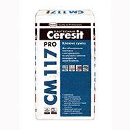 Ceresit СМ 117 Pro Клеящая смесь 27 кг