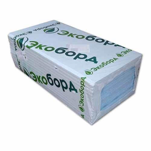 Экоборд 1200x600x30мм Экструдированный пенополистирол