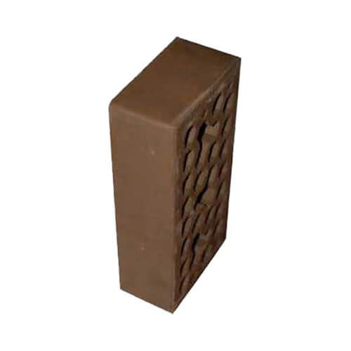 Кирпич СБК коричневый (рядовой)