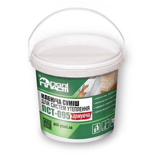 Полипласт ПСТ-095 Шпаклевка для декоративных элементов из пенополистирола