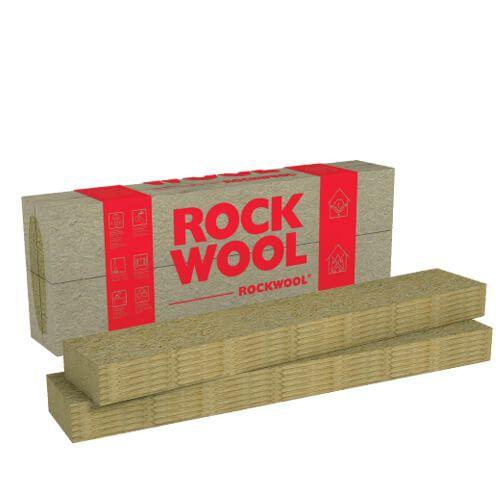Утеплитель Rockwool Fasrock Light (Rockfasad) 1000x600x45 мм