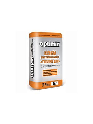 Клей для теплоизоляции Optimin