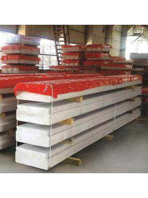 Газобетонные плиты перекрытия Aeroc 1 ПП 42х6х2,5-5Н