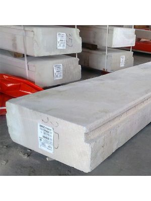Газобетонні плити покриття Aeroc 2 ПП 30х6х2,5-3Н