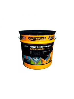 Гідроізоляція для покрівлі бітумно-гумова AquaMast