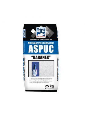 Astex Aspuc штукатурка минеральная