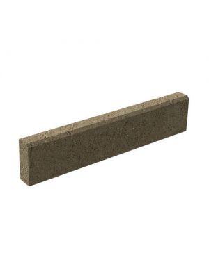 Бордюр парковый бетонный 800х80х200 мм, оливка Авеню