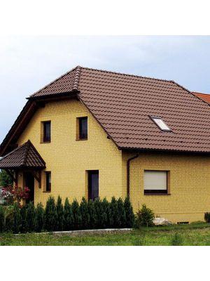 Цегла М-150 Біла-Церква жовта рядова