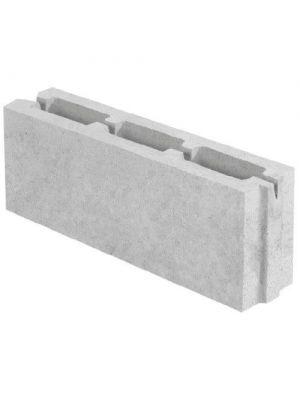 Бетонный блок перегородочный 80х190х500