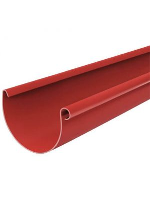 Bryza 125 Жолоб водостічний червоний