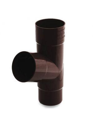 Bryza 125 Трійник труби коричневий