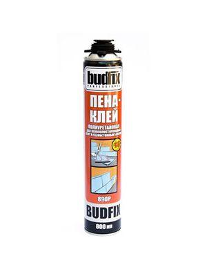 Пена-клей полиуретановая - 890 Р 800 мл BUDFIX