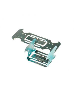 Соединение двухуровневое крестовое для CD 60 (для гипсокартона)