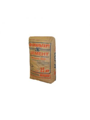 Цемент Фомальгаут М400, 25 кг