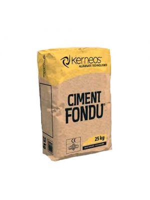 Глиноземистий цемент CIMENT FONDU плавлений