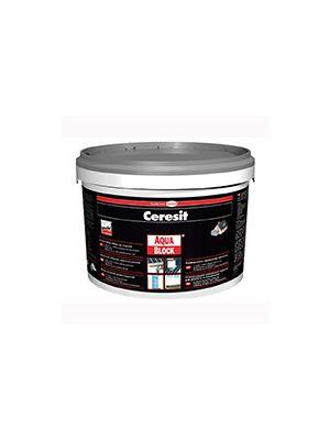 Ceresit Aqua Block Силиконовый герметик для ремонта СР27
