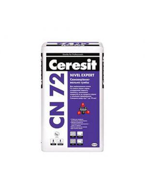 Ceresit СN 72 Самовирівнююча суміш