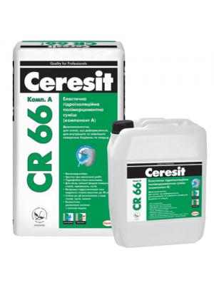 Ceresit СR 66 Эластичная гидроизоляционная смесь 25 кг