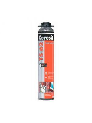 Пена монтажная Ceresit TS62 PRO 750 мл