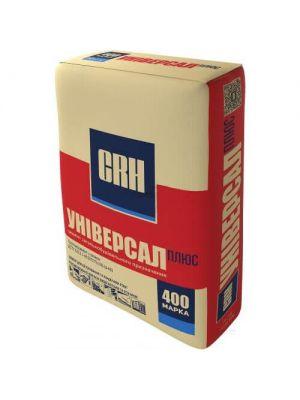 Цемент CRH Универсал Плюс В/Ш-400, 25кг