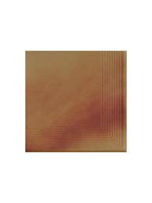 Плитка для проступи осенний лист угловая