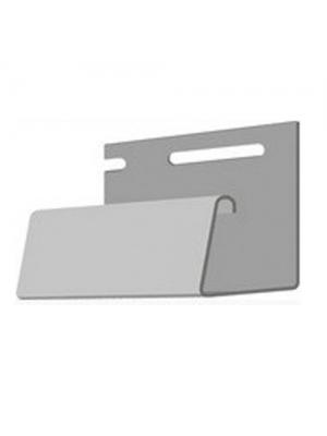 Фасадный J-профиль Docke 30 мм, агатовый