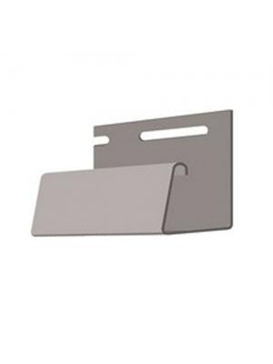 Фасадный J-профиль Docke 30 мм, дымчатый