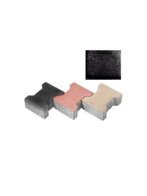 Плитка Юнигран, Обсидиан, Двутавр 8 см