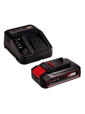 Зарядное устройство и аккумулятор Einhell Starter-Kit Power-X-Change 2.5