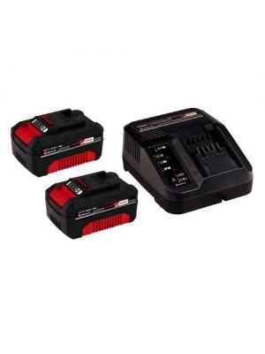 Зарядное устройство и аккумулятор Einhell Starter-Kit Power-X-Change 2x3.0