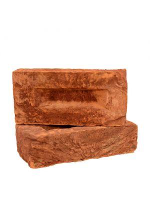 Екатеринославский кирпич Сливовый+Сливовый ньюанс ручной формовки