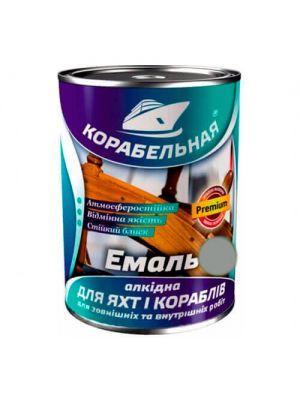 Эмаль алкидная Корабельная серая 2,8 кг (краска ПФ-115)