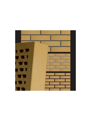 Клинкерный кирпич FP KLINKER (ЦК 1/2 Сахара) М-350