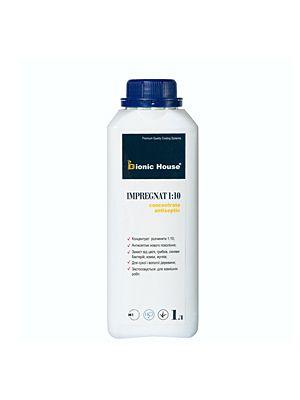 Концентрированный транспортный антисептик для древесины Bionic-House  Antiseptik-Concentrat Impregnat 1:10 3л