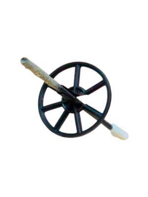 Гнучкі зв'язки для цегляної кладки (діаметр 6 мм довжина 180 мм)
