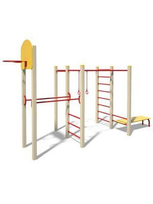 Детский гимнастический комплекс для детей
