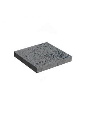 Тротуарная плитка Плита 400х400х60мм без фаски грейс-визе Золотой Мандарин