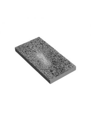 Плита полірована бетонна 1180х590х60мм Золотий Мандарин