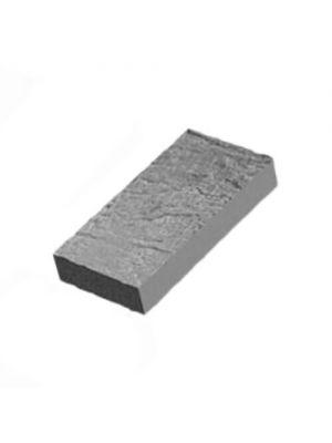 Тротуарна плитка Гранд Кив під природний камінь 590х290х60мм сільвер-антік Золотий Мандарин