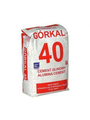 Глиноземистый огнеупорный цемент Gorkal 40