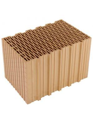Керамический блок Heluz Family 38 шлифованный (380x249x247)