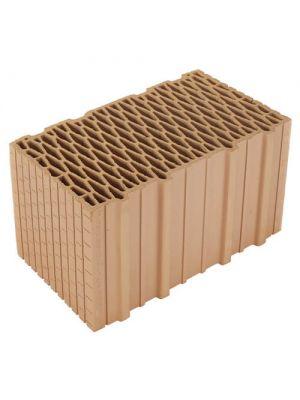 Керамический блок Heluz plus 44 шлифованный (247x440x249)