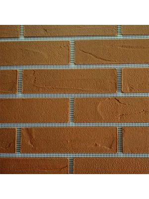 Клинкерная фасадная плитка под силикатный кирпич ИН-КЛИНКЕР №14Т
