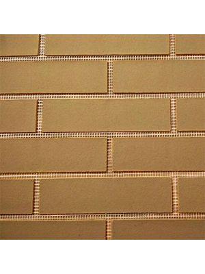 Клинкерная фасадная плитка под силикатный кирпич ИН-КЛИНКЕР №27