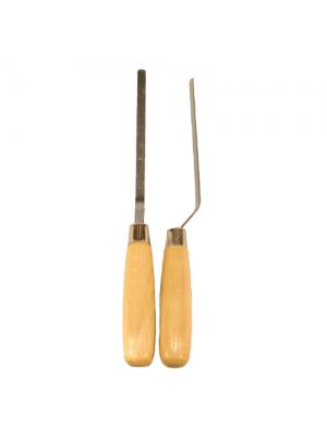 Шпатель для затирки швов плитки 8 мм (кельма для швов)