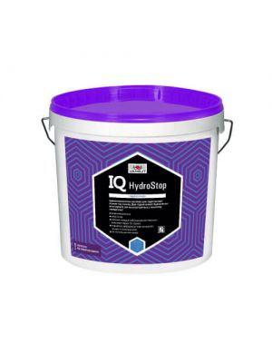 Мастика гидроизоляционная однокомпонентная IQ HydroStop 14 кг