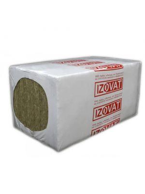 Izovat 125 1000х600х50 мм Минеральная вата Изоват