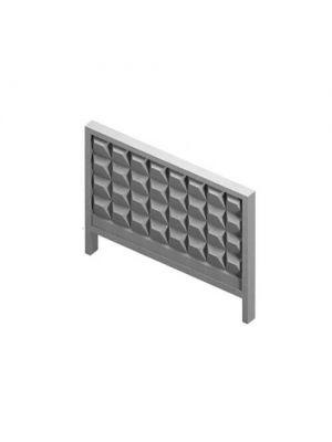Панель ограждения ПО-2 (2.5х2.5/2.9х0.16м)